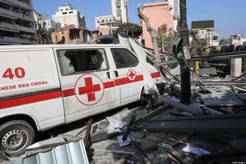 El Líbano recibe 4 hospitales de campaña tras la explosión…