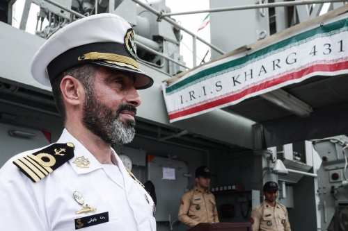El ejército iraní realiza ejercicios navales en el Mar Arábigo