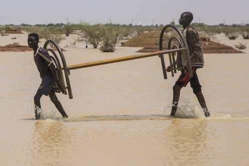 Las inundaciones en Sudán amenazan yacimientos arqueológicos del 700 a.C.