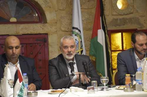"""Hamas acoge con beneplácito la formación de la """"Unión de…"""