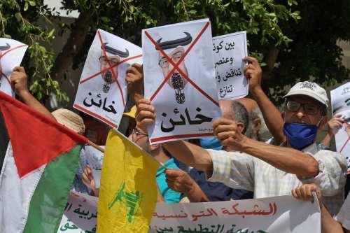 ¿Por qué los líderes árabes respetan los tratados con los…