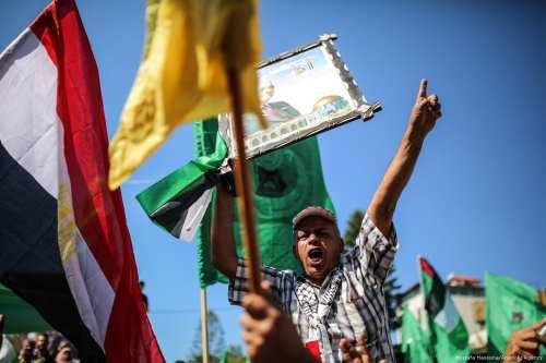 La popularidad de Turquía aumenta en Palestina mientras disminuye el…