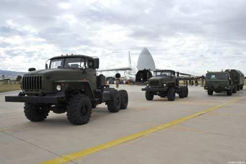 Turquía probará el sistema de misiles ruso S-400, EE.UU. está…