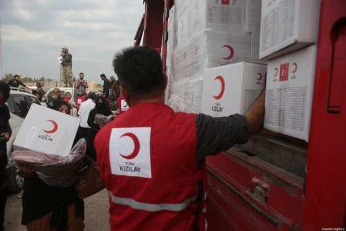 Turquía distribuirá 100.000 toneladas de harina a los necesitados