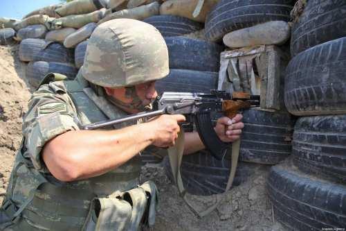 Azerbaiyán: Continúan las operaciones de combate en el frente