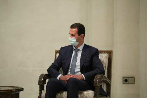 """Assad: """"Un plan de asesinato de EE.UU. es obvio y…"""