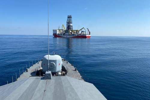 Turquía despliega un buque de investigación en el Mediterráneo Oriental…
