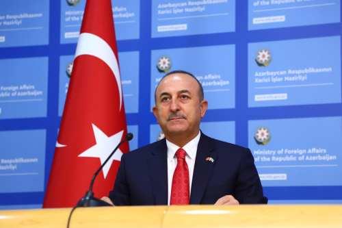 """El ministro turco critica el """"doble rasero"""" de la UE…"""