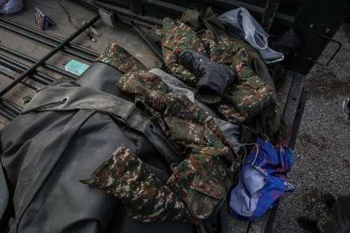"""Azerbaiyán ejerce su """"superioridad"""" en primera línea"""