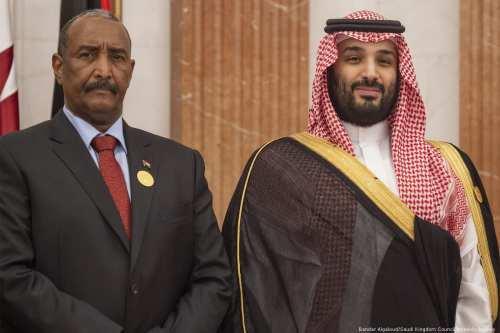 Los saudíes pagarán millones a Sudán para acelerar la normalización…