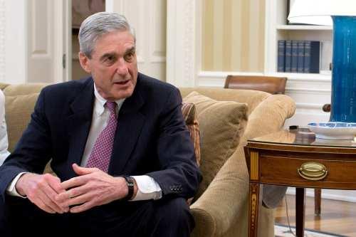Mueller investigó los vínculos entre EE.UU. y Egipto después de…