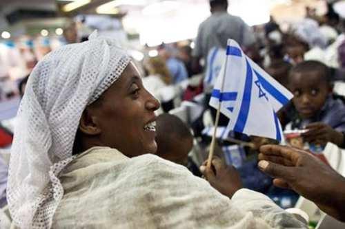 Netanyahu trasladará 2.000 judíos etíopes a Israel
