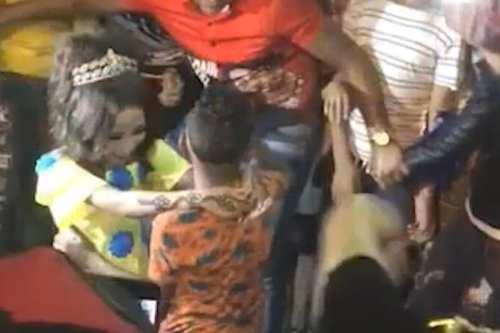 Niños de 12 años casándose en Egipto