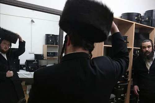 Israel prohíbe las pieles, excepto para los judíos ortodoxos