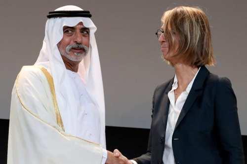 El ministro de Tolerancia de los EAU acusado de agredir…