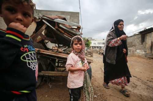 No hay infancia en la Palestina ocupada
