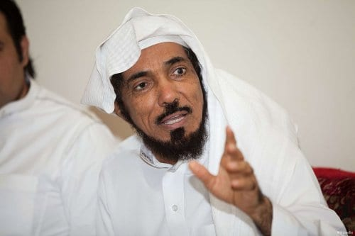 El disidente saudí Salman Al-Ouda llamó a su familia desde…