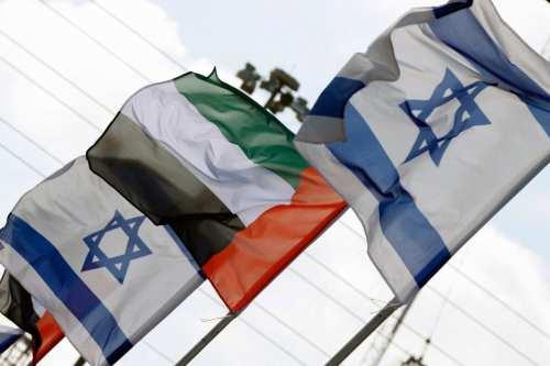 Colonos israelíes negocian con empresarios emiratís en Dubái