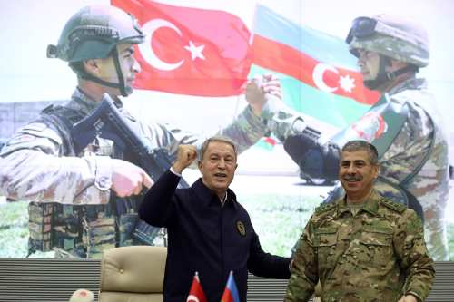 La victoria estratégica de Turquía en Nagorno-Karabaj