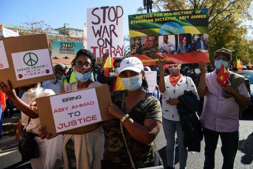 La guerra de Etiopía contra Tigray puede extenderse más allá…