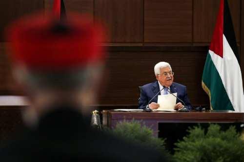 'Ganar tiempo': la no estrategia de Mahmoud Abbas