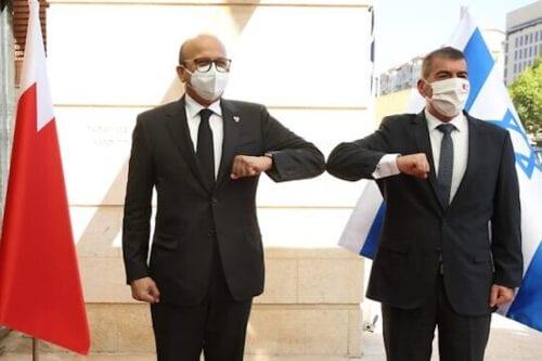 Delegación de Bahrein viaja a Israel en un vuelo de…