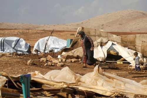 Irlanda condena la demolición 'brutal y violenta' de Israel