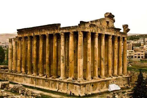 Descubre Baalbek en el Líbano