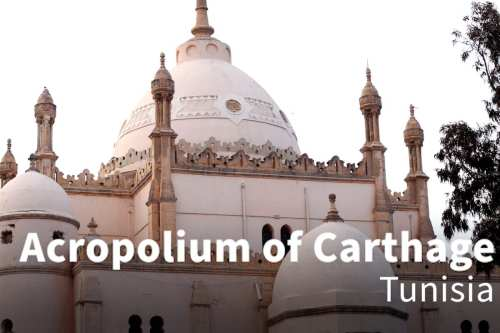 Descubre el Acrópolis de Cartago, Túnez