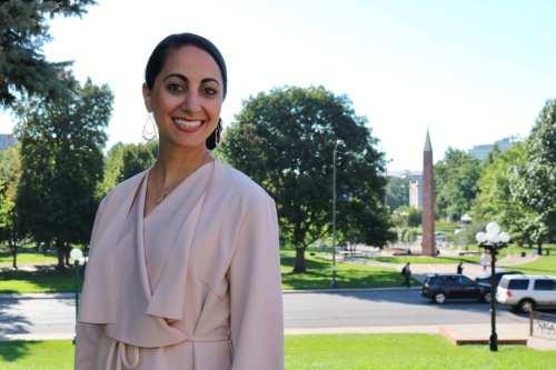 """Representante de Colorado: """"Como musulmana practicante, palestino-americana, movilizas la causa…"""