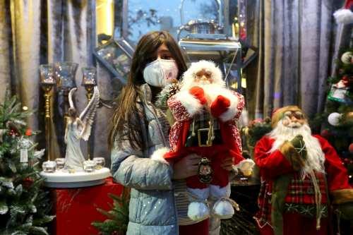 Celebraciones navideñas tranquilas en Irán por la pandemia