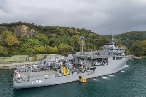 Turquía ampliará la misión de las fuerzas navales en el…