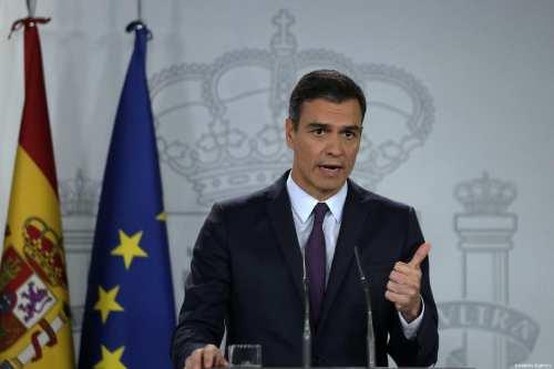 """Pedro Sánchez: """"Nos preocupa la estabilidad de la región del…"""