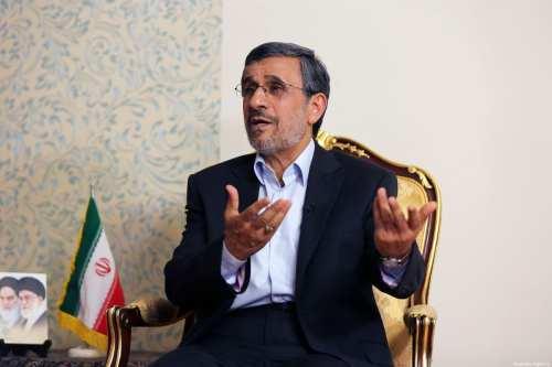 El ex presidente de Irán advierte del plan de una…