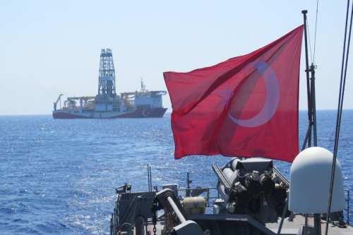 Un barco turco secuestrado en el Golfo de Guinea