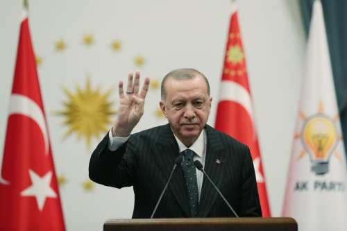 Buscando nuevas ecuaciones políticas en Turquía