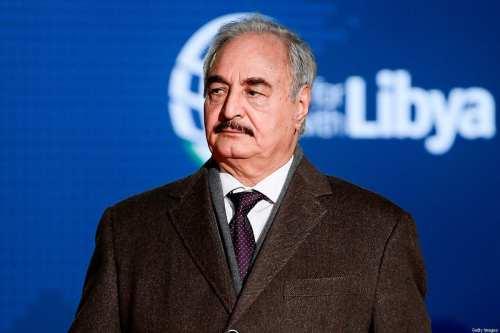 """Ejército de Libia: """"Nuestra confianza se tambalea ante el compromiso…"""