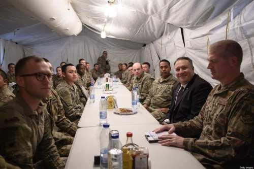 Estados Unidos amplía la presencia de tropas en Arabia Saudí