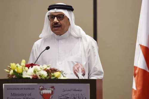 El ministro de Asuntos Exteriores de Bahréin critica a Qatar…