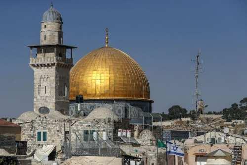 Jordania denuncia la prohibición de la reparación de la Cúpula…