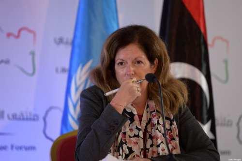 Comienza en Marruecos la quinta ronda de conversaciones políticas de…