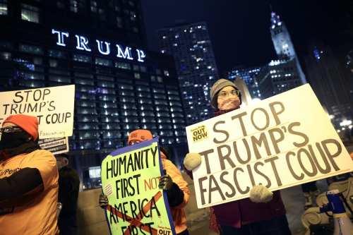 Los impulsos dictatoriales de Trump han sido complacidos, ahora los…