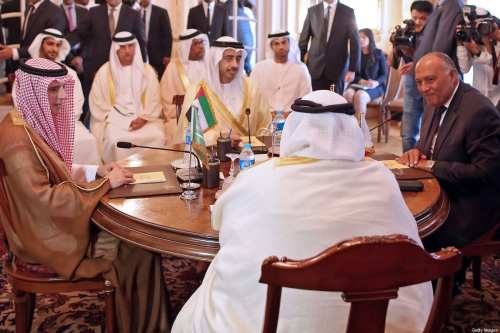 Egipto y Qatar están de acuerdo en reanudar las relaciones…