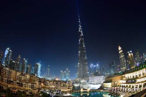 Una milicia iraquí amenaza con bombardear el Burj Khalifa de…