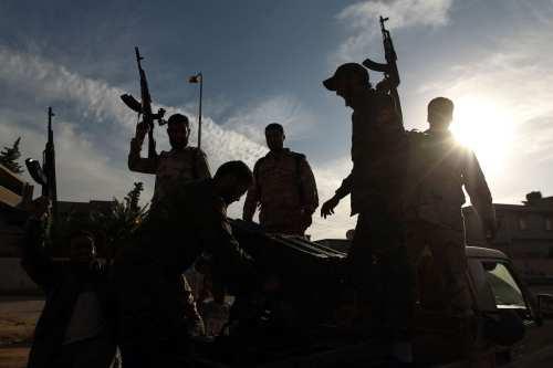 Libia: La milicia de Haftar viola el alto el fuego…