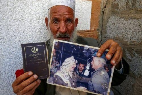 Conozca al único iraní conocido de Gaza