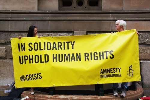 Amnistía celebra el fallo de la CPI sobre Palestina