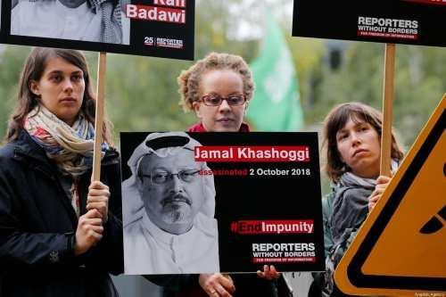 Informe: Los aviones que llevaron a los asesinos de Khashoggi…