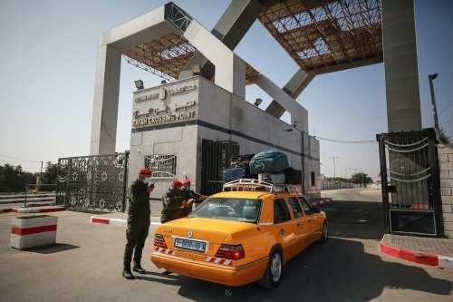 Egipto abre el paso de Gaza por primera vez en…
