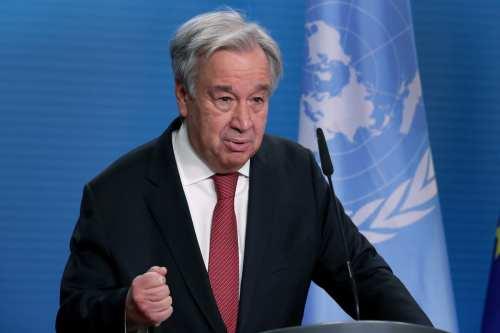 Siria pide al CSNU que tome medidas firmes contra las…